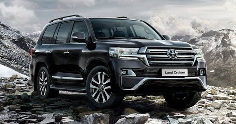 Toyota Land Cruiser 200 разогнался до 370 км.ч.